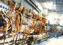 (Photo - synchrotron beamline)