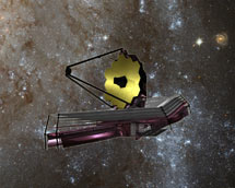 (Image - James Webb Space Telescope)