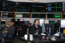 (Photo - SLAC Main Control Center)