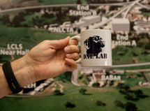(Photo - 'One Lab' mug)